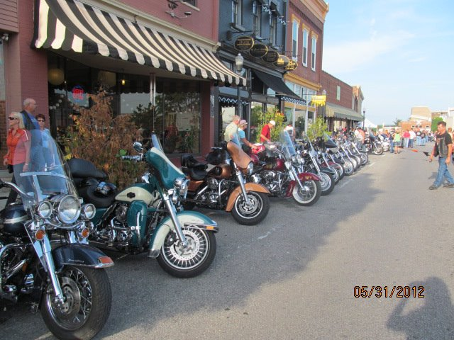 State Harley Owners Group rally host for 2014 &2015